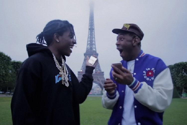 Μια Πατατοσαλάτα για τον A AP Rocky και τον Tyler 48d4041edd3