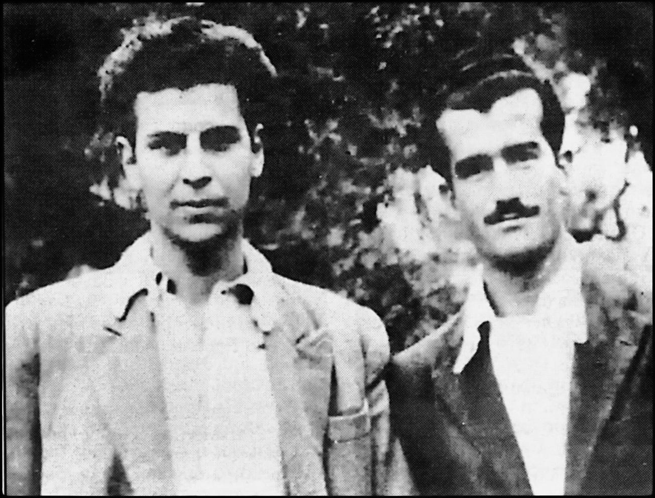 Ο Μίκης στην Ικαρία, 1947-1948