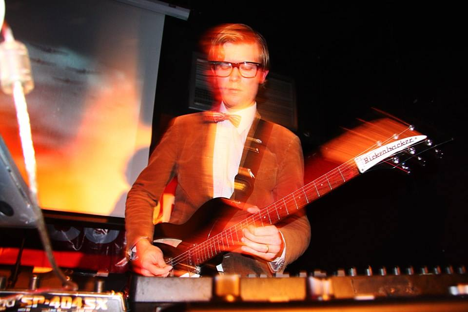 Public Service Broadcasting + ice_eyes