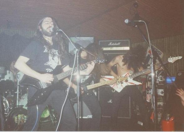Αποτέλεσμα εικόνας για rotting christ 1993