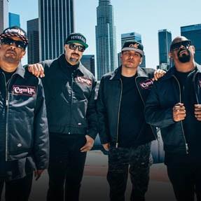 Release Athens 2019: Cypress Hill, Dub FX, ΤΑΦ ΛΑΘΟΣ, 12ος Πίθηκος, Anser x Eversor, Νέγρος Του Μοριά